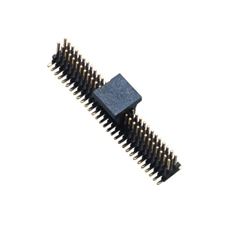 1.00mm Pin Header H=1.0 Double Row  SMT Type