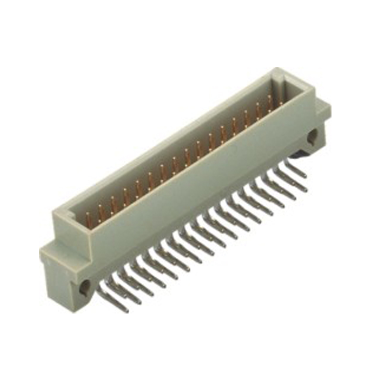2.54mm DIN 41612 Male Right Angle Type