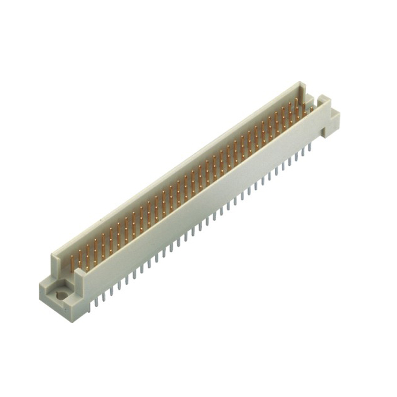 2.54mm DIN 41612 Male Straight Type