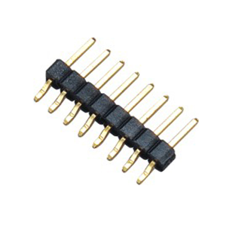 2.0mm Pin Header H=2.0 Single Row Right Angle&SMT Type