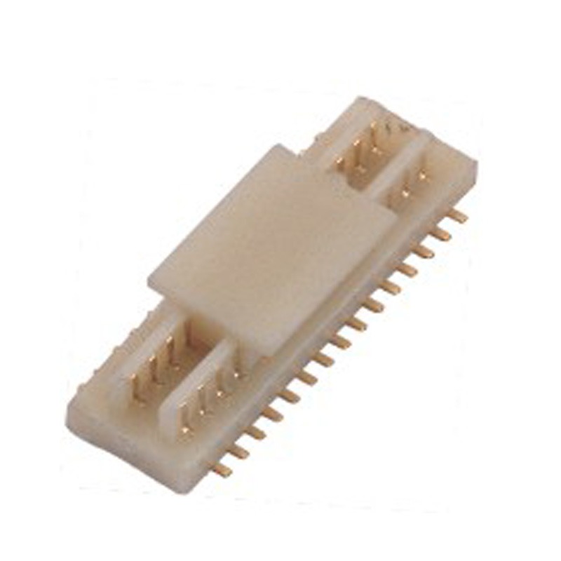 0.8mm Board to Board Male H=1.0/1.5/2.0/3.0/4.0 SMT Type