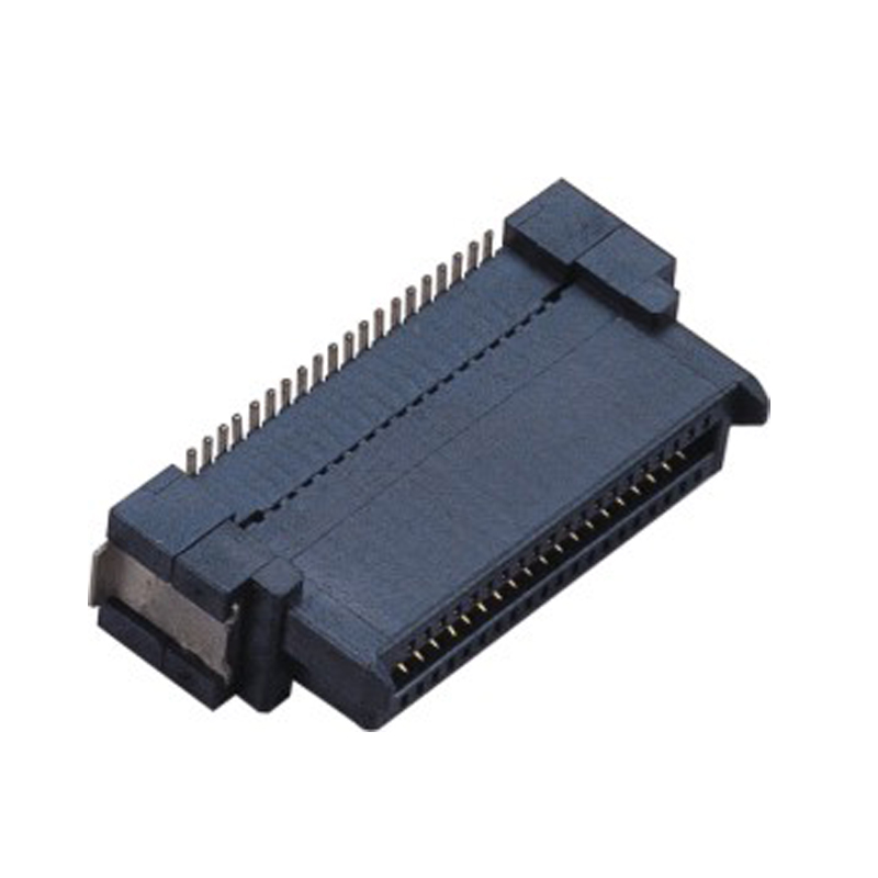 0.8mm Board to Board Female H=7.4/10.4/11.4/12.4/13.4 Without Bump  SMT Type