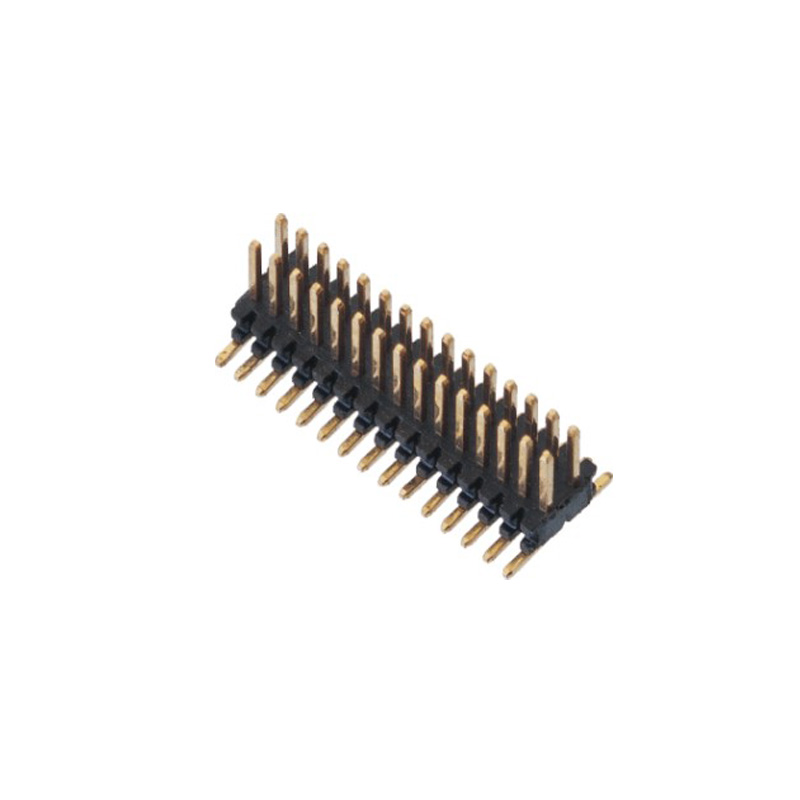 0.8mm Pin Header H=1.4 Double Row SMT Type