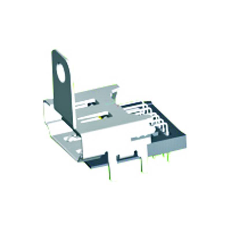 19Pin HDMI DIP Type With Screw Eye With Post