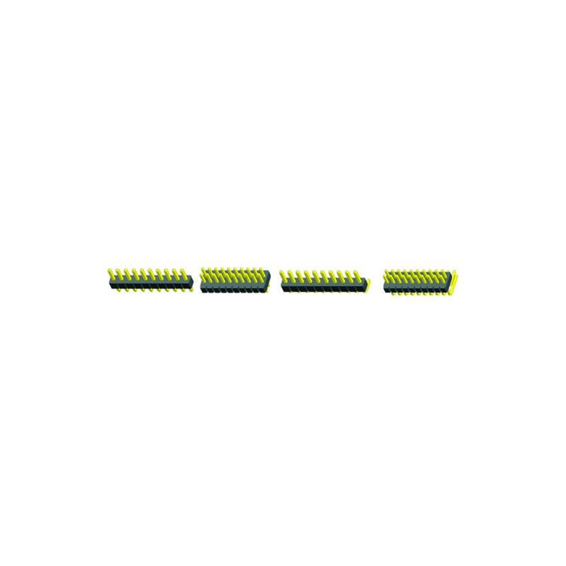 1.0 Pin Header H=1.0 Dual Row straight Type