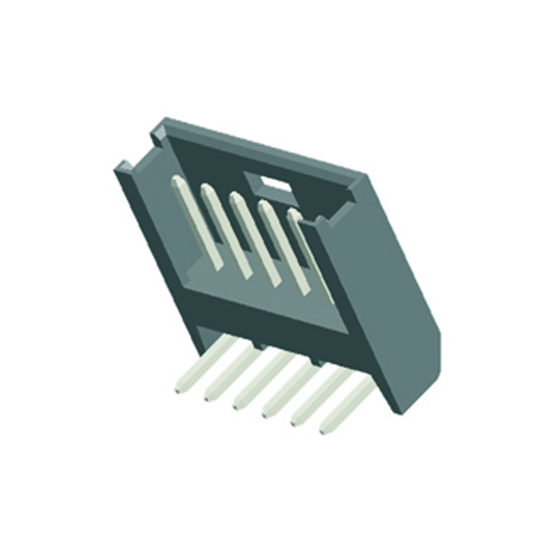 2.54mm Wafer Right Angle Type