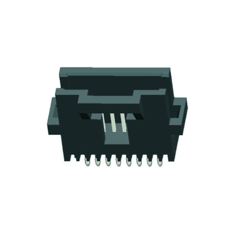 1.27mm Wafer Single Row Stright Type