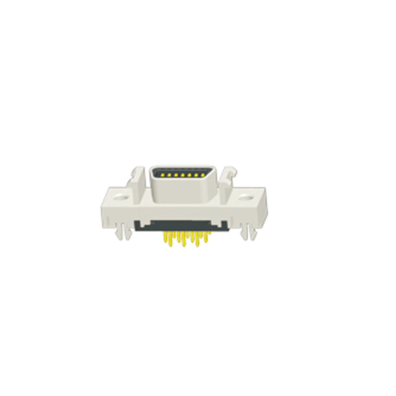 1.27mm SCSI Female Straight Type With Fixing