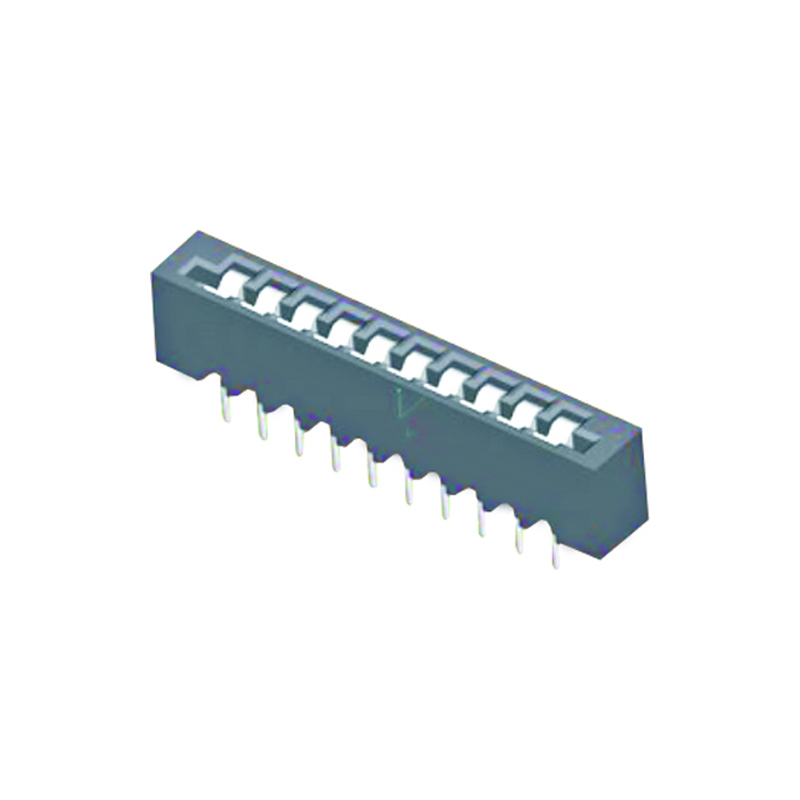 2.54mm FPC H=6.7mm Straight Double Contact Type