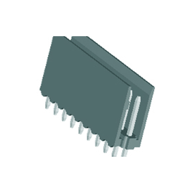 2.54mm Wafer Straight Type