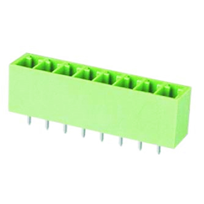 3.81mm Pluggable Terminal Blocks Male Straight Type Without Flange