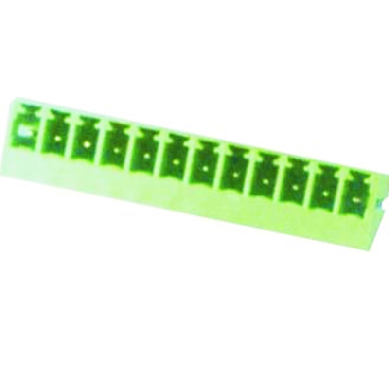 3.81mm Pluggable Terminal Blocks Male 45° Entry modular