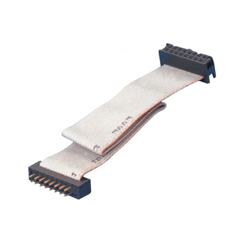1.27mm IDC to DIP Flat Cable A-A Type