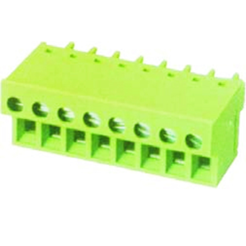 3.81mm Pluggable Terminal Blocks Female Vertical Cable Entry