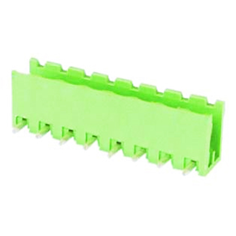 5.08mm Pluggable Terminal Blocks Right Angle Type Open Horizontal