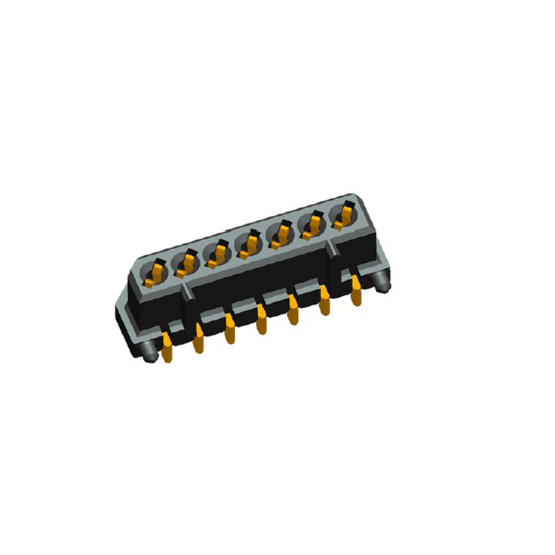 1.25mm Board to Board Female H=3.4 Right Angle SMT Type