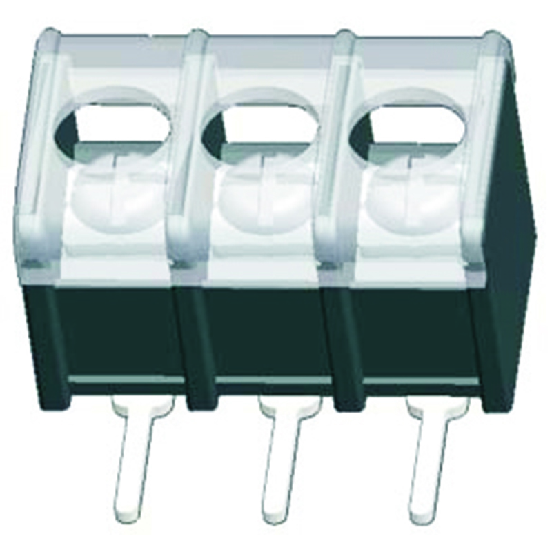 7.62 Barrier Terminal BlockWithout Fix Hole With CAP Type