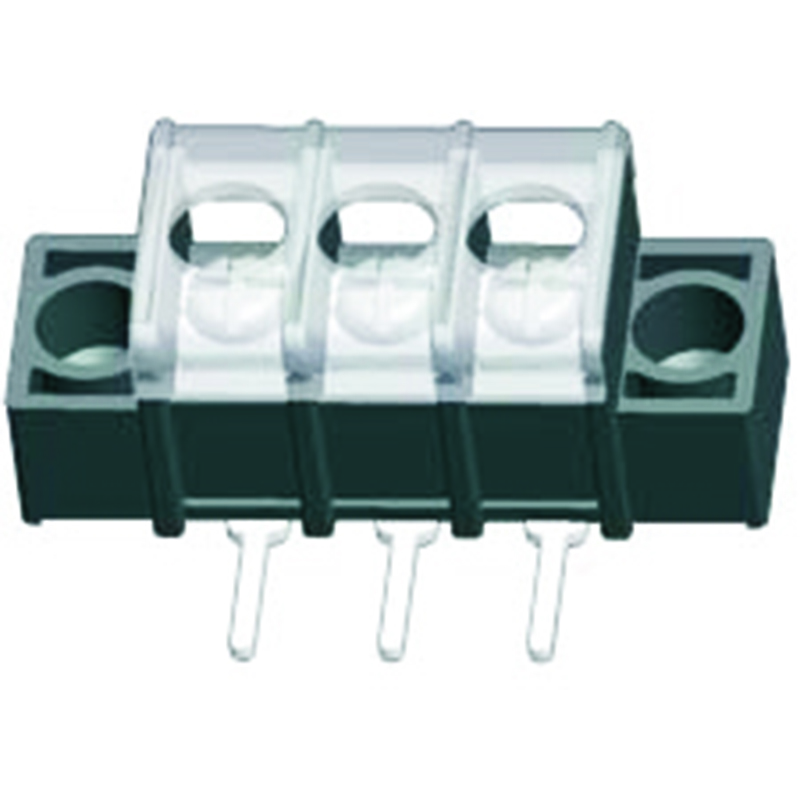 7.62 Barrier Terminal BlockWith Fix Hole&CAP Type