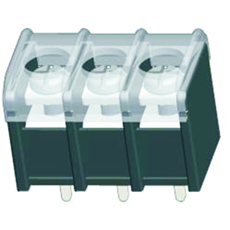 7.62 Barrier Terminal BlockWithout Fix Hole WithCAP Type