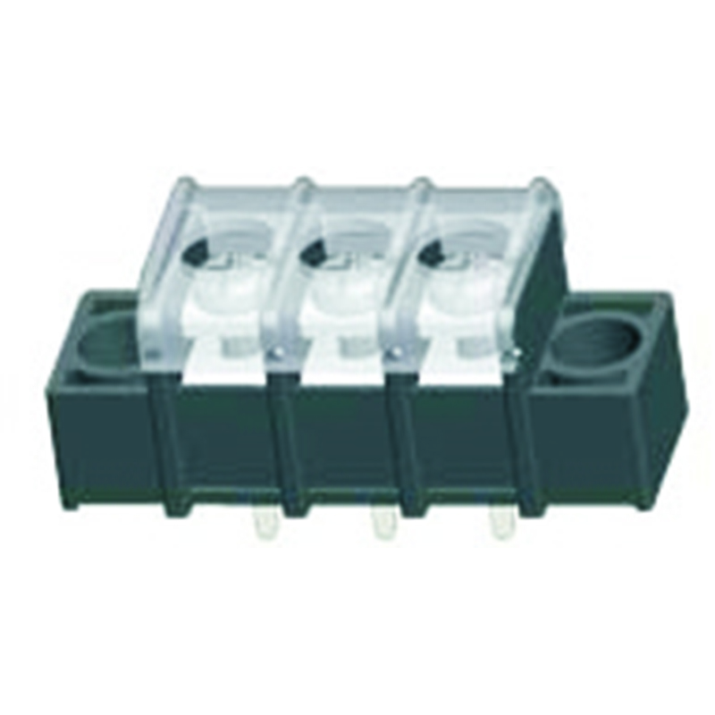7.62 Barrier Terminal BlockWith Fix Hole& CAP Type