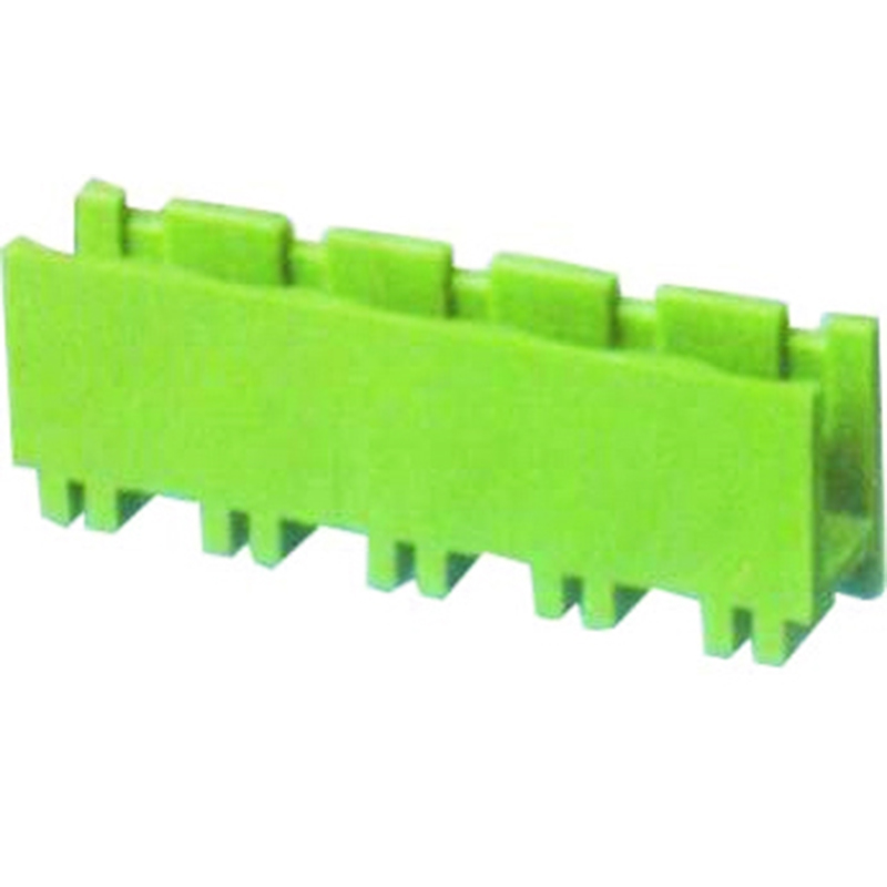 7.62mm Pluggable Terminal Blocks Male Straight Open Type