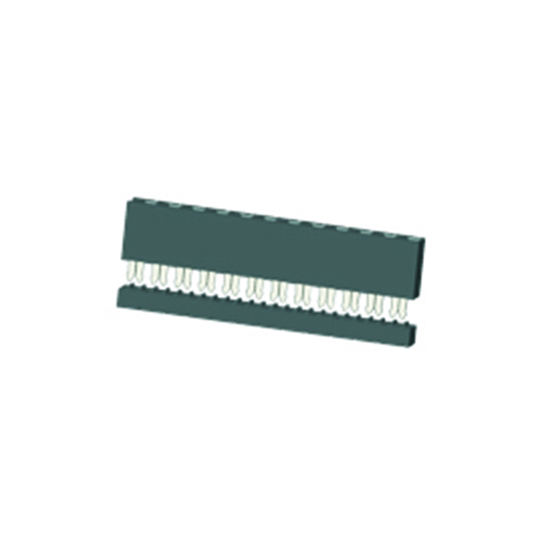 2.54mm IDC Connector Single Row Without Bump