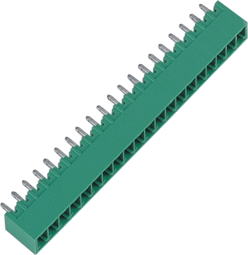 3.50mm Pluggable Terminal Blocks Male Straight Type