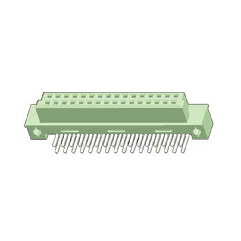 2.54mm DIN 41612 Female Right Angle Type