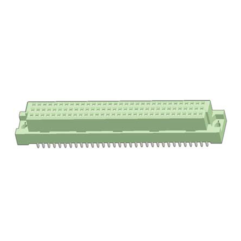 2.54mm DIN 41612 Female  Straight Type