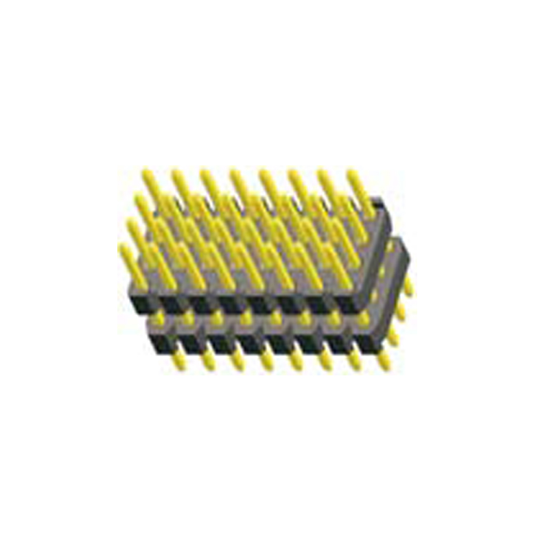 2.0mm Pin Header H=2.0 Four Row Straight Type