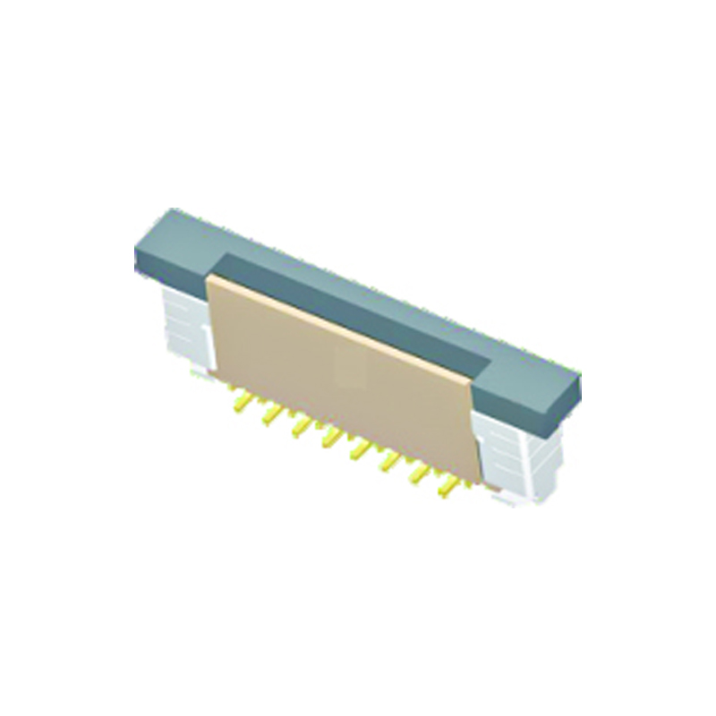0.5mm FPC H=2.0mm SMT Up Contact Type